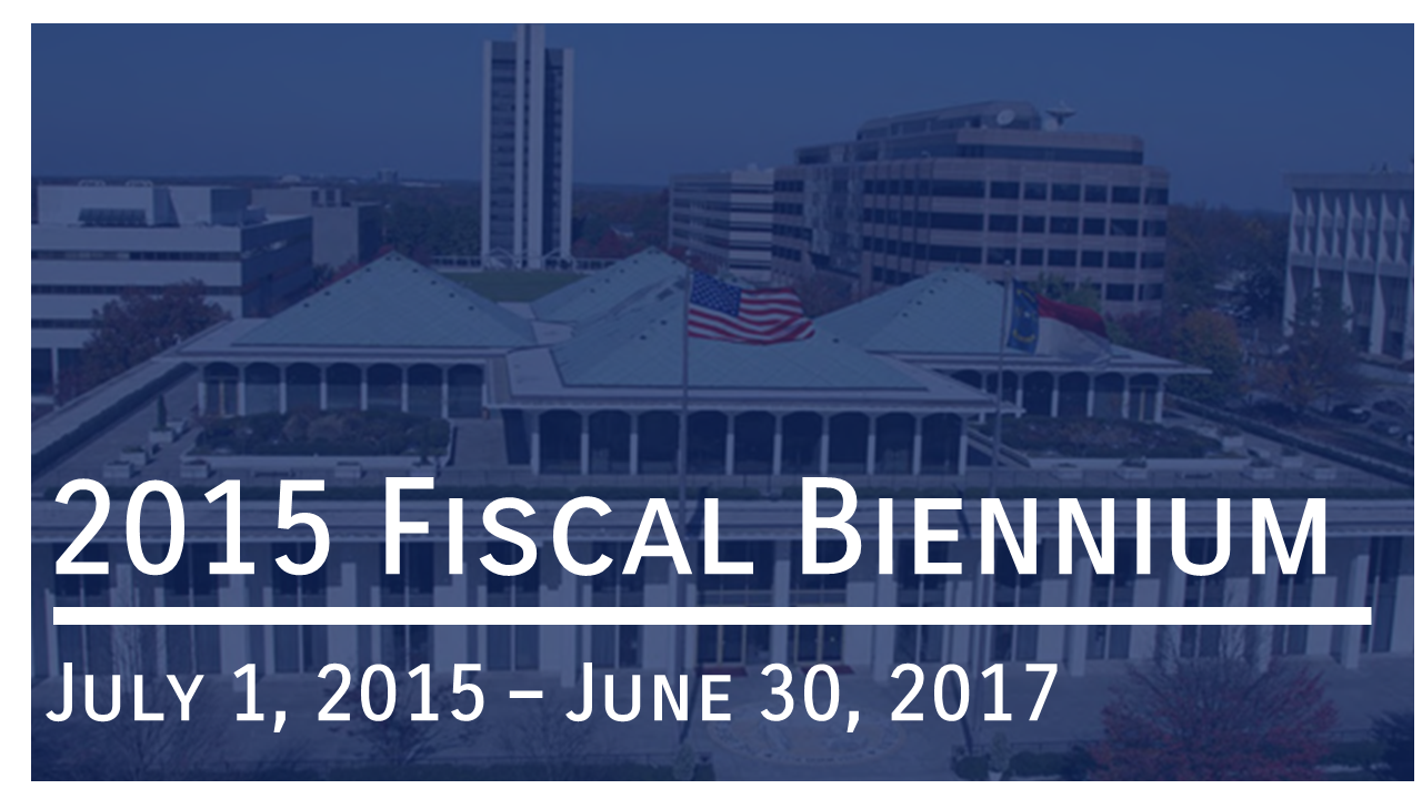 Link to 2015 Biennium Budget Documents